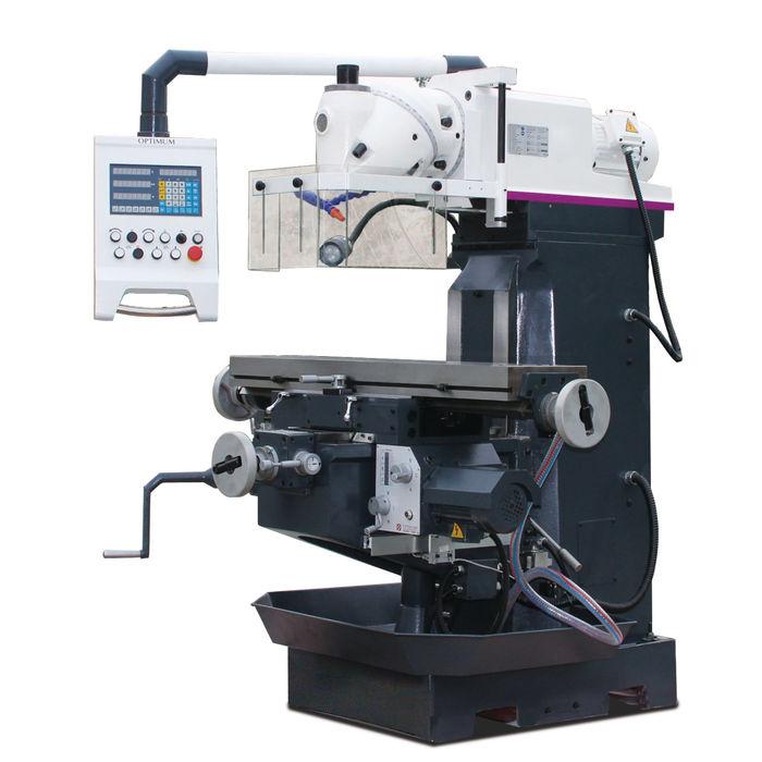 Opti Mill MT 100 Optimum Universalfräsmaschine