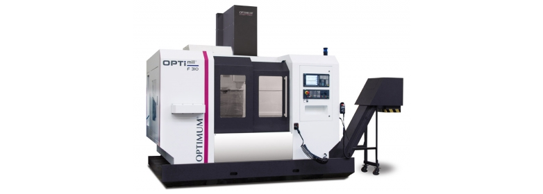 Optimum Opti Mill CNC Fräsmaschine
