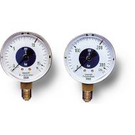 Acetylen 40 bar - Ersatz-Manometer