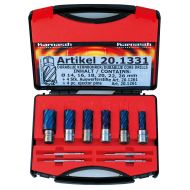 BLUE-LINE PRO 30 Weldon Set - Kernbohrer-Set